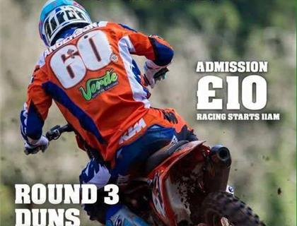 Michelin MX Nationals heads to Duns on 28th and 29th May for Round 3