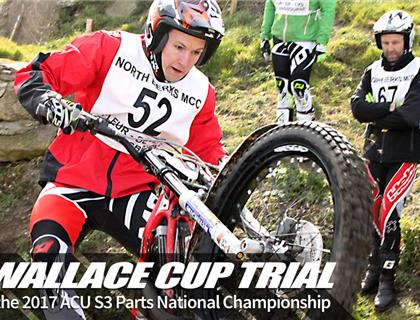 The National Wallace Cup Trial 26th February 2017