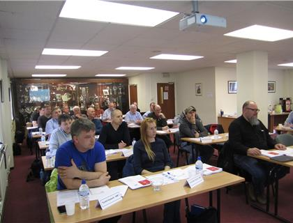 FIM Track Racing Officials Deliver Well Structured Clerk of the Course Seminar