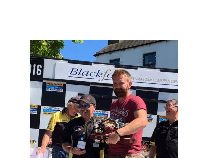 Regulations & Entry Forms Available Now for Blackford's Pre-TT Classic Road Races
