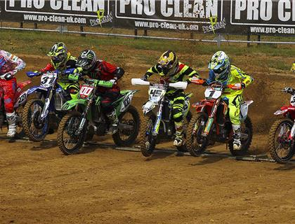 Double Delight as British Championship Motocross heads to Scotland