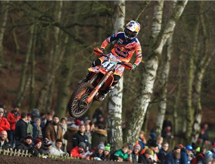 Nagl and Jonass take honours at Hawkstone International