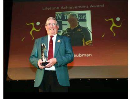 Chairman Receives Lifetime Achievement Award