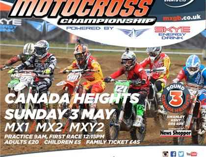 Maxxis Heads for the Heights Next Sunday