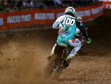 Can Tommy Searle miss the Maxxis ACU British Motocross Championship opener and still retain his MX1