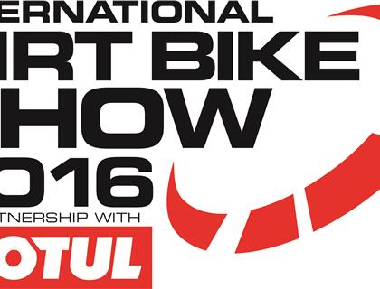 The International Dirt Bike Show - 27th – 30th October 2016