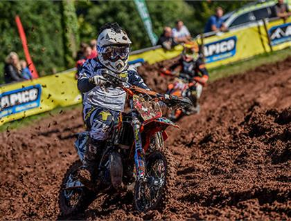 Apico Factory Racing partners British Youth Nationals in 2017