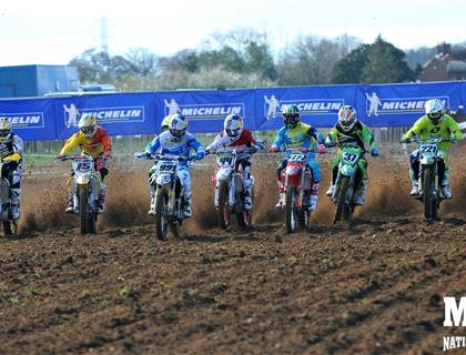 MICHELIN ANNOUNCED AS TITLE SPONSOR FOR 2015 MX NATIONALS