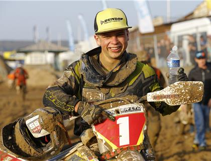Todd Kellett claims second consecutive HydroGarden Weston Beach Race