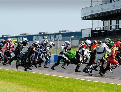 More motorcycling action this weekend from No Limits Racing