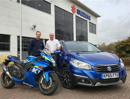 Suzuki to partner Oliver's Mount Racing for 2016/2017