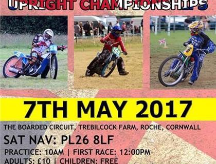 ACU Classic Upright Grasstrack Championship heads to Cornwall