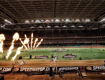 The Adrian Flux British SGP takes over Cardiff again on Saturday