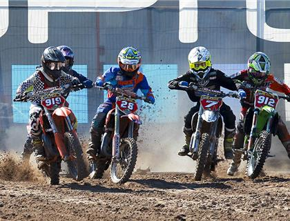 Thor British Youth Nationals round 1 opens with a classic at Haverigg