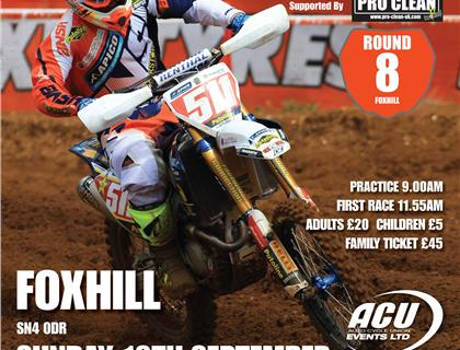 Maxxis ACU British Motocross Championship Finale heads to Foxhill