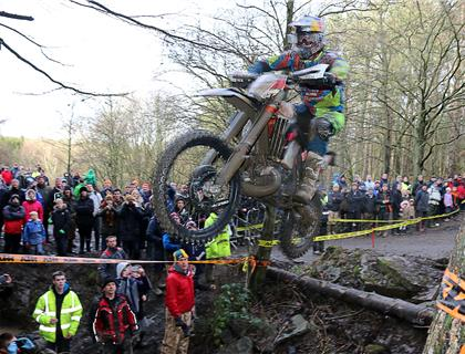 The ACU British Extreme Enduro Championship 2017