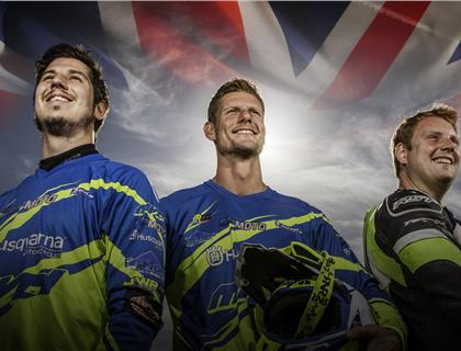 Team GB Prepare for Supermoto of Nations this Weekend