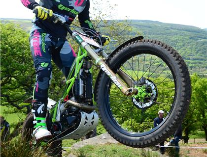 Dabill claims victory at St David's British Trials Championship Round