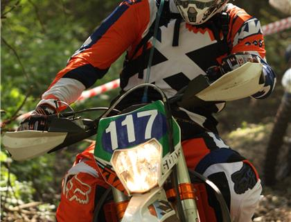 Morland Claims ACU Eastern Enduro Victory at Foxborough Quarry
