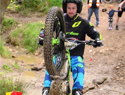 James Dabill Takes Victory at the Scarborough RT Keedwell ACU British Trials Championship
