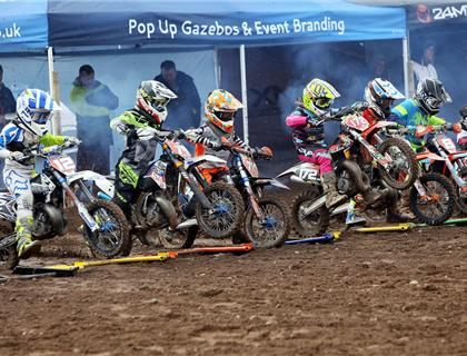 Great Racing at LSMX Judd Racing British Premier Cup Warm Up Event