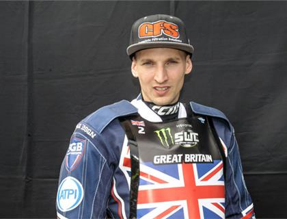 Craig Cook on the Verge of Speedway GP 2018