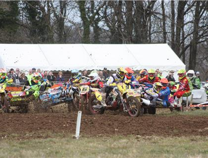 Maxxis ACU British Sidecar Cross Heads to Foxhill for Round 2