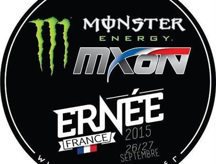Simpson and Anstie Confirmed for MXON in France