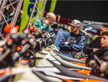 'Best ever' International Dirt Bike Show wows the crowds