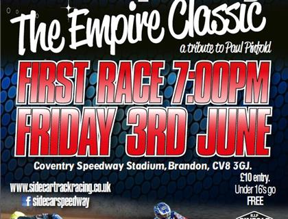 Sidecar Speedway Empire Classic