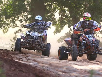 Mark McLernon takes ATVS Only British Quad Championship Lead at Pontrilas