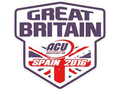 RUST SPORTS support the 2016 ACU British ISDE Team