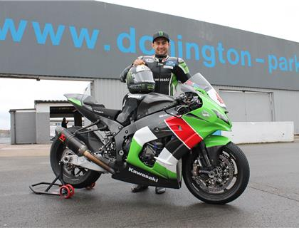 Haslam fired up ahead of World Superbike wildcard at Donington