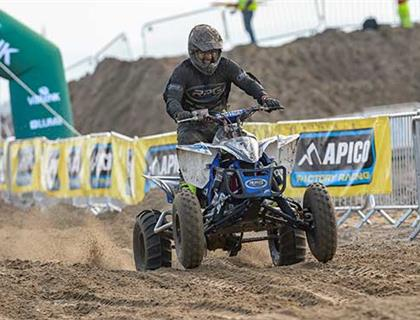 Murphy takes quad victory at action packed HydroGarden Weston Beach Race