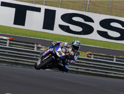 World Superbike racer Alex Lowes to battle through the pain barrier to impress Donington Park fans