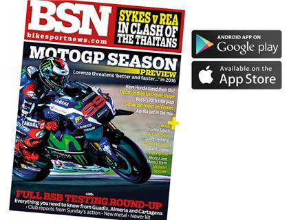 BIKESPORT NEWS GOES WEEKLY BUT STAYS FREE!