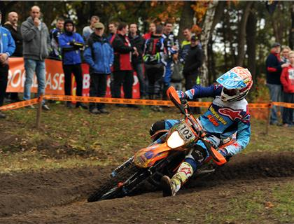 British success at European Enduro Final