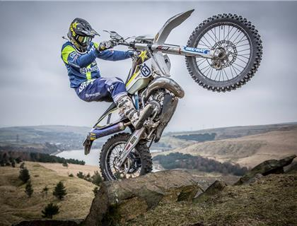 Husqvarna Factory Riders Confirmed for Eddy's X-treme at Tong on January 15th